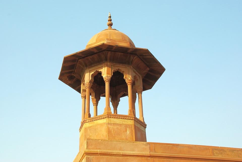 India, Rajastan, Jaisalmer, Turret, Decoration, Palace