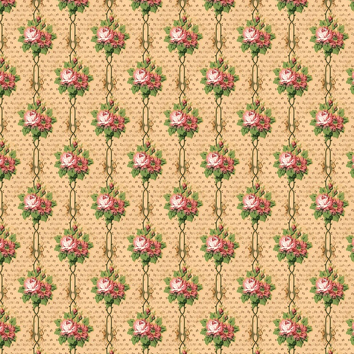 Pattern, Decoration, Textile, Abstract, Wallpaper