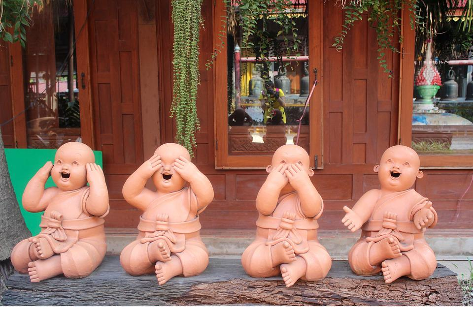 Children, Buddha, Decoration, Fig, Kids, Toys