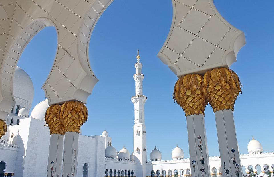 Architecture, Sky, Minaret, Travel, Decoration