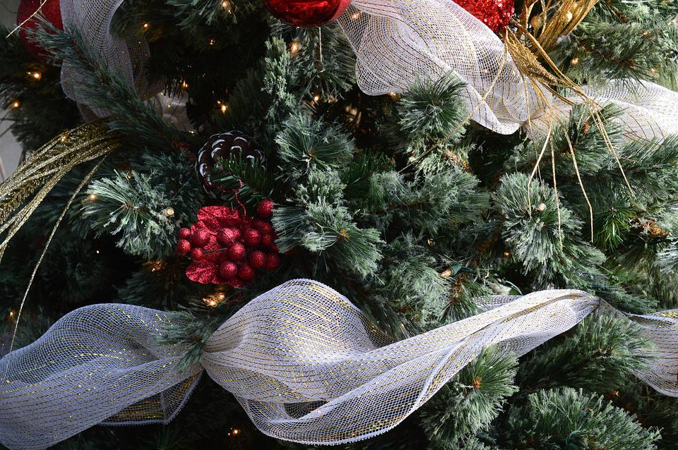 Christmas Tree, Decorations, Xmas, Holiday, Festive