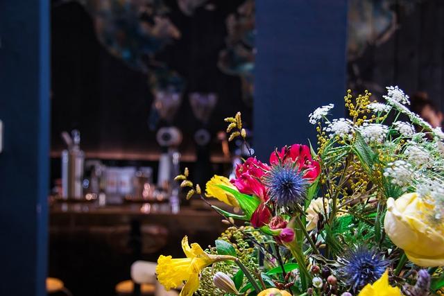 Decorations, Coffee, Decorative, Spring, Flowers
