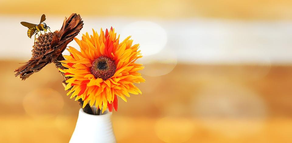 Flowers, Artificial Flowers, Deco, Decorative