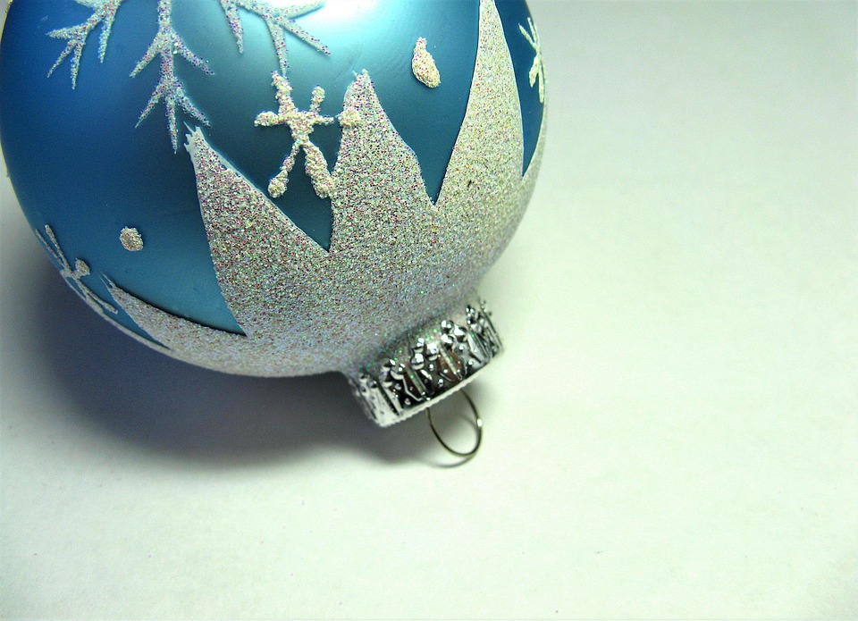 Christmas, Decorative Ball, Christmas Decorations