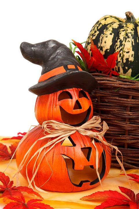 Autumn, Decor, Decoration, Decorative, Face, Fall