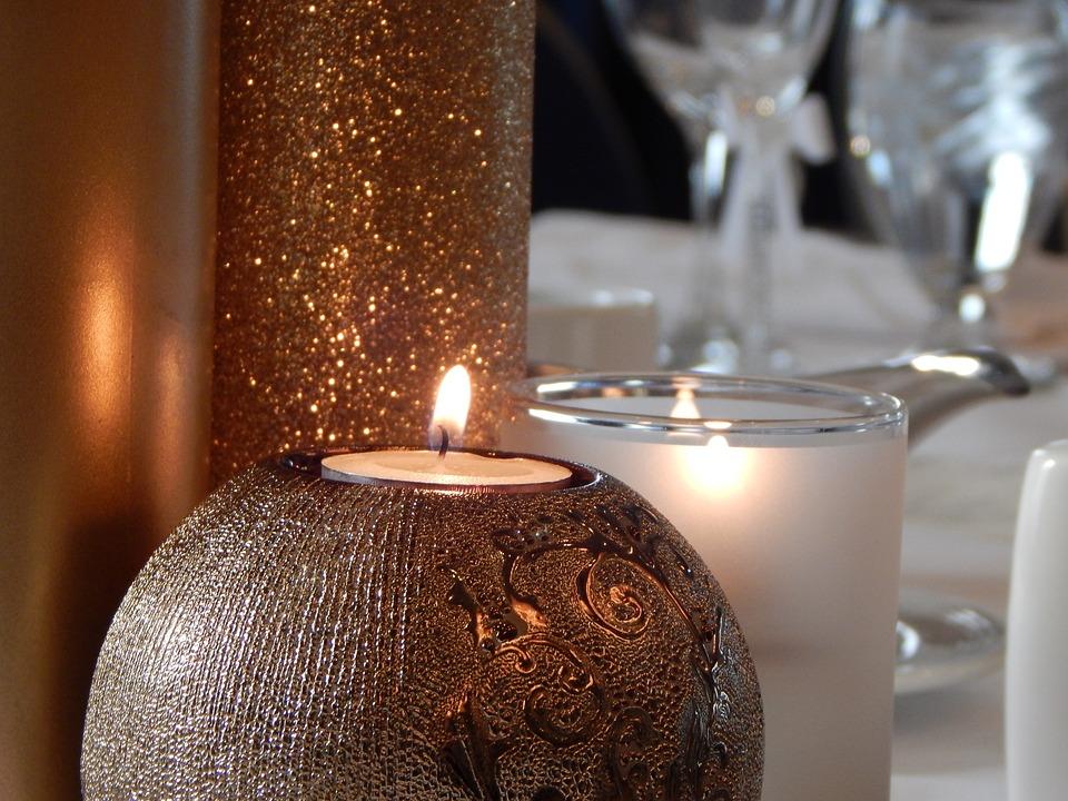 Candle, Decorative, Decoration, Festive, Candlelight