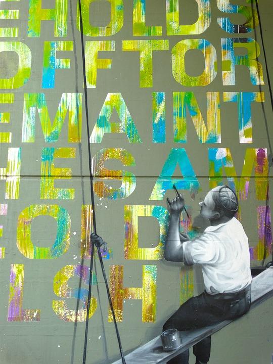 Graffiti, Painter, Artists, Color, Colorful, Decorative