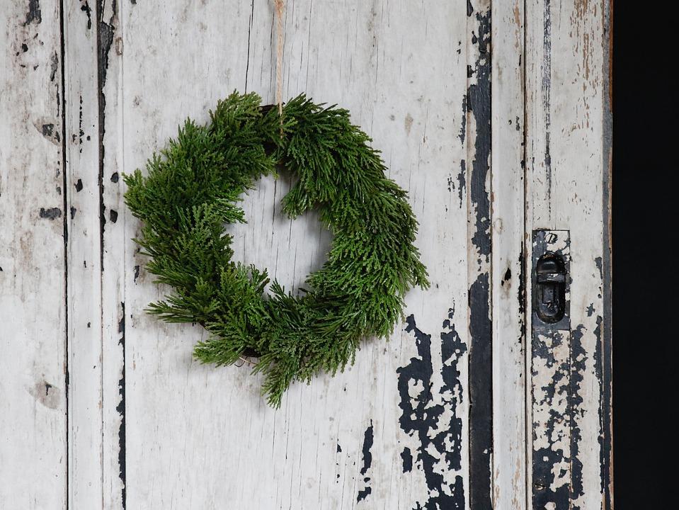 Wreath, Nature, Decoration, Decorative, Celebration