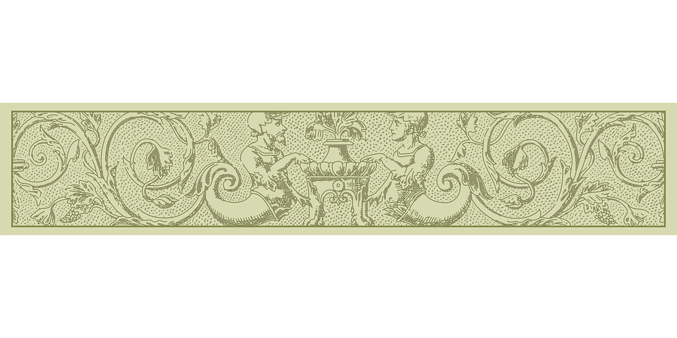 Decorative Header, Page Header, Decoration, Decorative