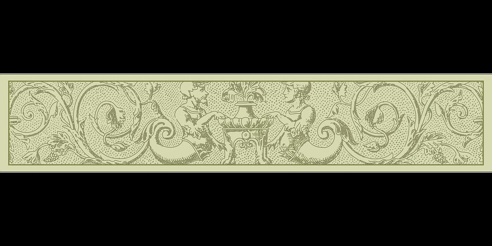 Decorative Header, Page Header, Decoration, Decorative