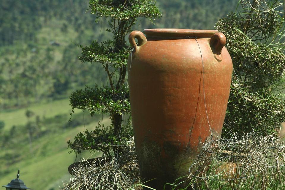 Vase, Vintage, Decoration, Retro, Decorative, Old