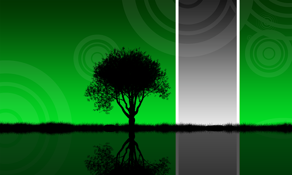 Tree, Decorative, Design