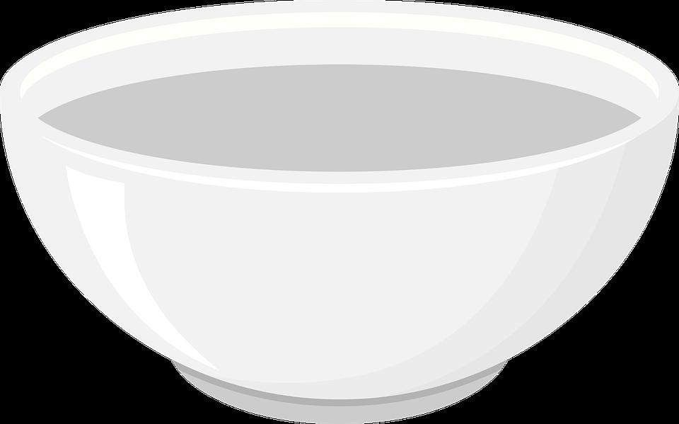 Bowl, White Bowl, Dish, Dishware, Tableware, Deep Bowl