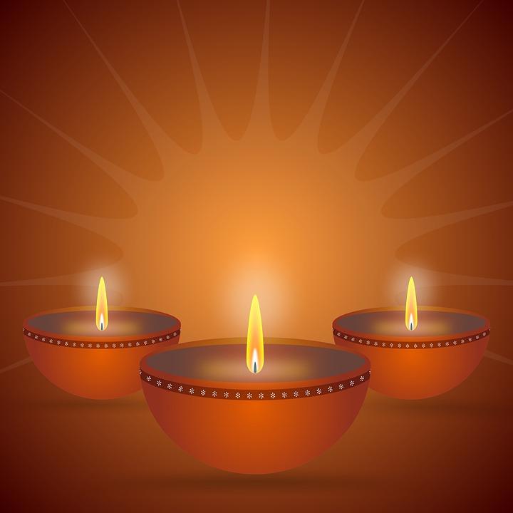 Deepavali, Light, Background, Festival, Diffuse Light