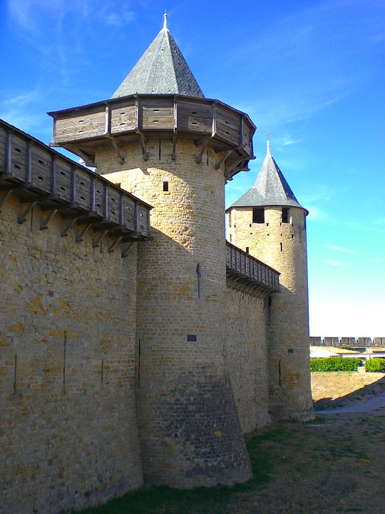 Tower, Watchtower, Wall, Defensive Tower, Defense