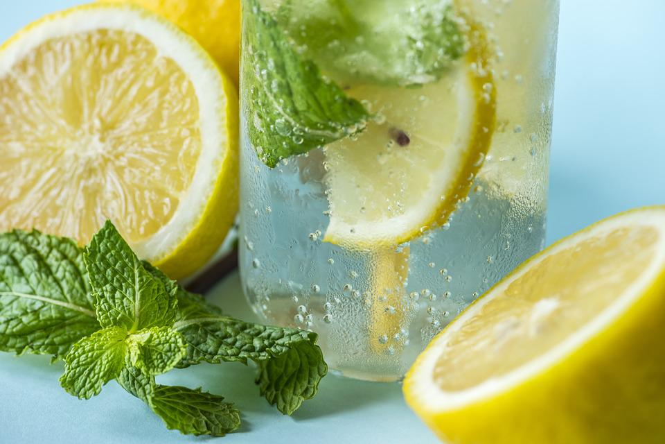 Antioxidant, Beverage, Closeup, Cold Water, Dehydration