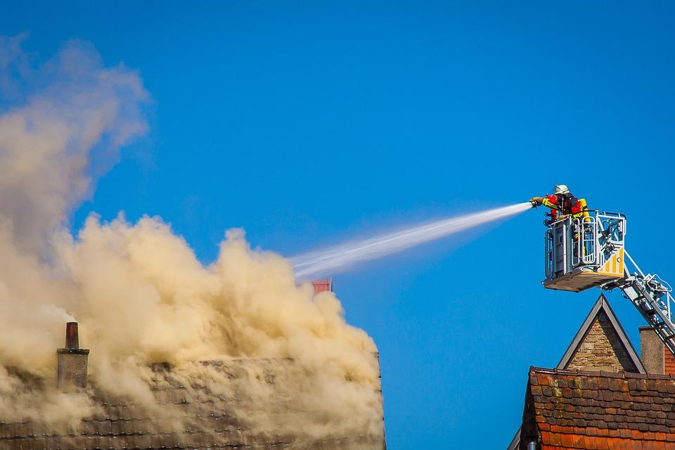 Smoke, Fire, Brand, Burn, Flame, Delete, Alarm