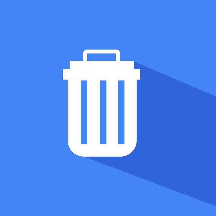 Material Icon, Material Design, Delete Icon