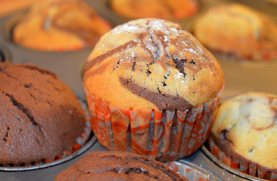 Muffins, Cake, Bake, Cupcake, Delicious