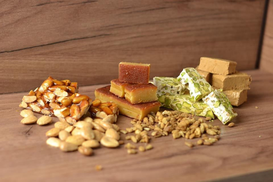Nougat, Chocolate, Delicious, Sweet, Breakfast, Eat