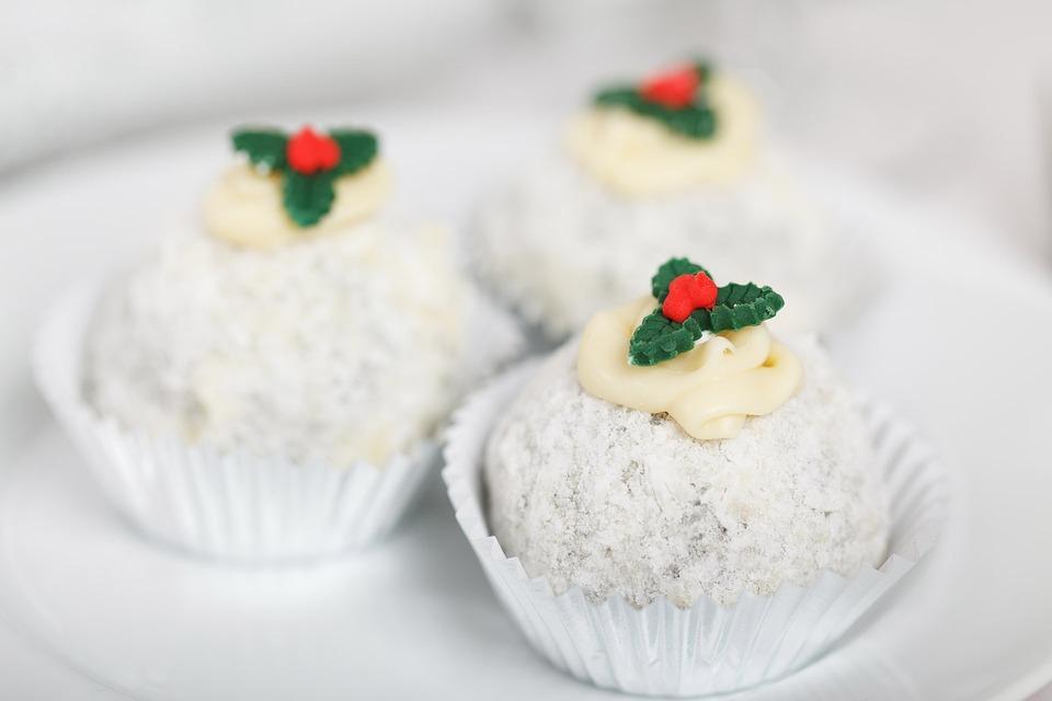 Cake, Christmas, Decoration, Delicious, Dessert
