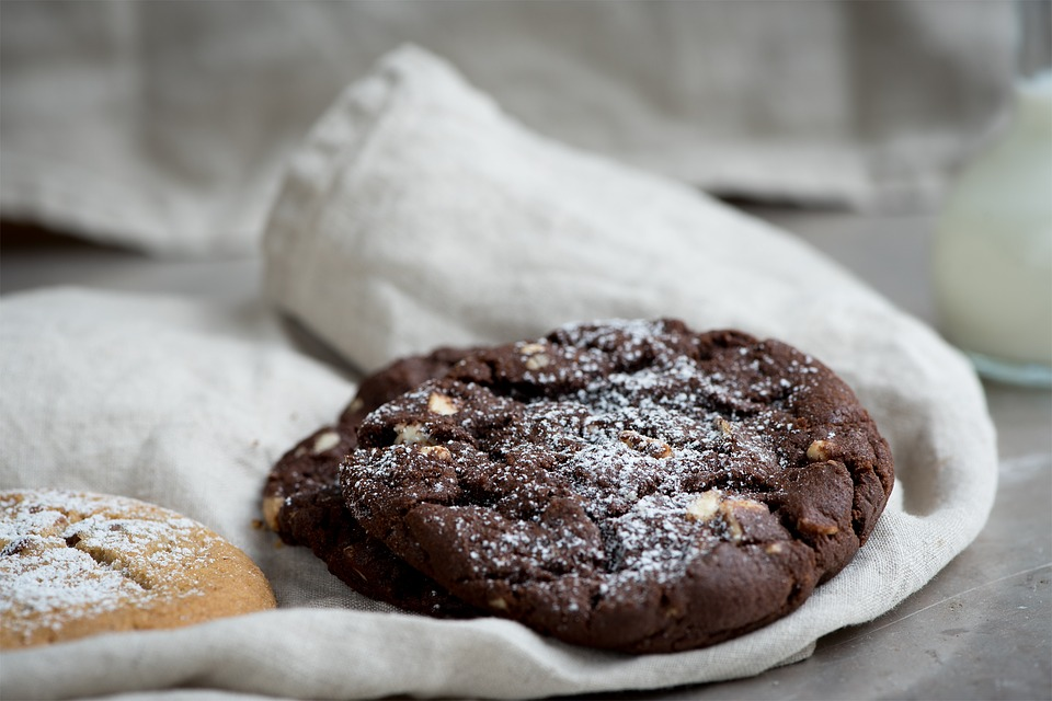 Cookie, Chocolate Cookie, Delicious, Eat, Food, Sweet