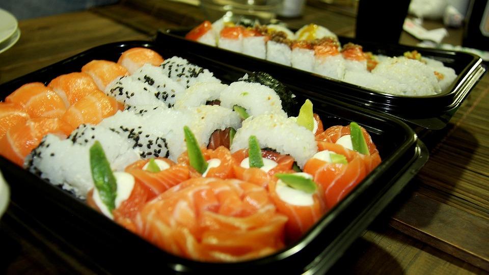 Sushi, Food, Fish, Rice, Delicious