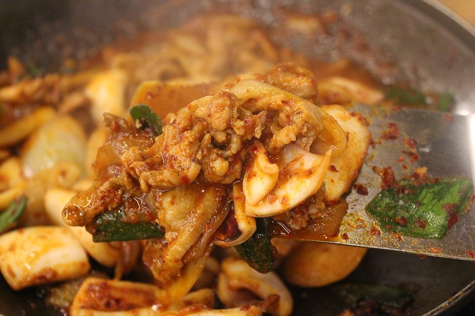Food, Delicious, Korean Food, Republic Of Korea, Spicy
