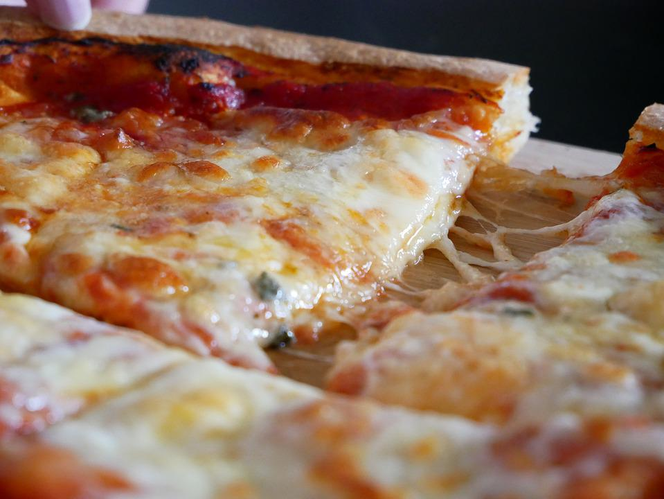 Pizza, Food, Delicious, Italian, Cheese, Cook, Gourmet