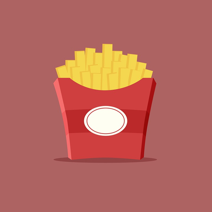 Fries, Food, Lunch, Breakfast, Delicious, Meal, Fried