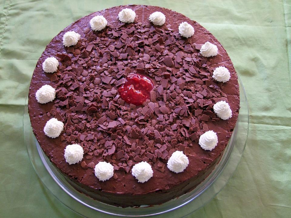 Cake, Dessert, Sweet, Ornament, Delicious, Cream