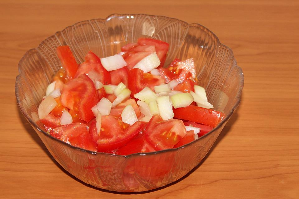 Tomatoes, Cut, Frisch, Healthy, Delicious, Food