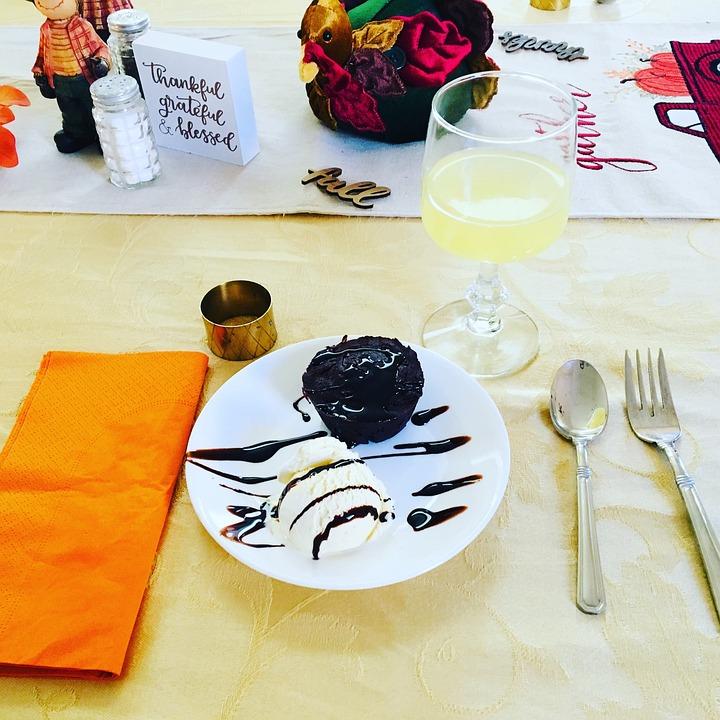Dessert, Thanksgiving Dinner, Yummy, Sweet, Delicious