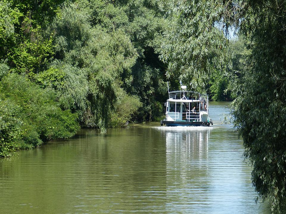 Danube, Danube Delta, Delta, Tulcea, South East Europe