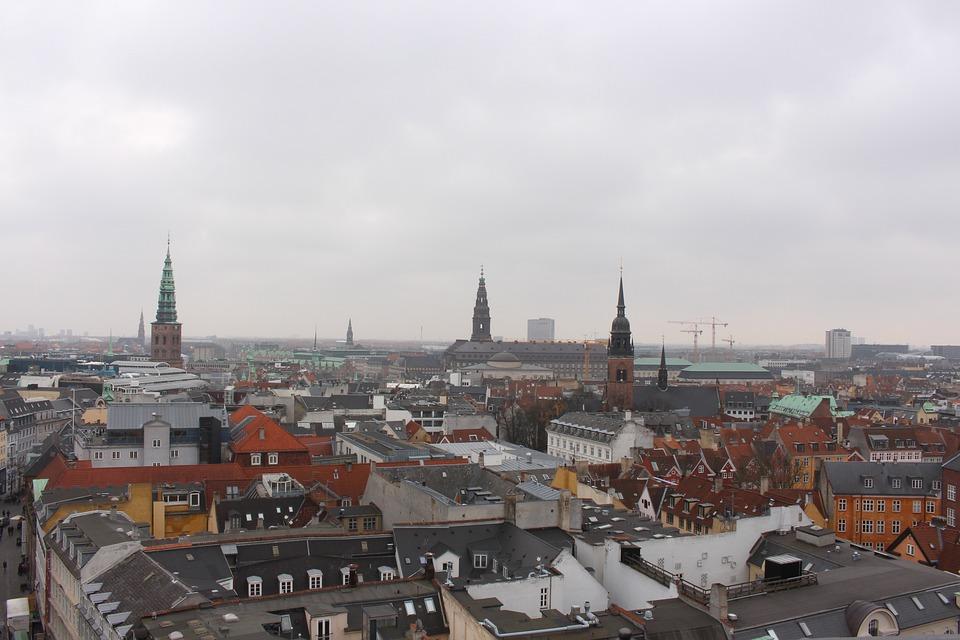 Denmark, Copenhagen, City, The Round Tower