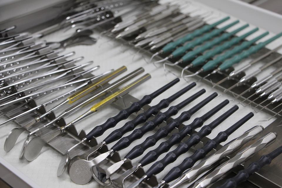 Dentist, Dental Instruments, Dentist Equipment