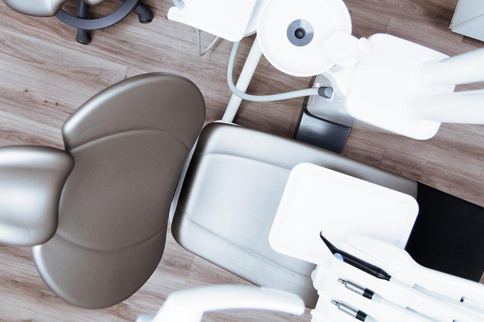 Chair, Dentist, Dental, Dental Care, Clinic, Medical