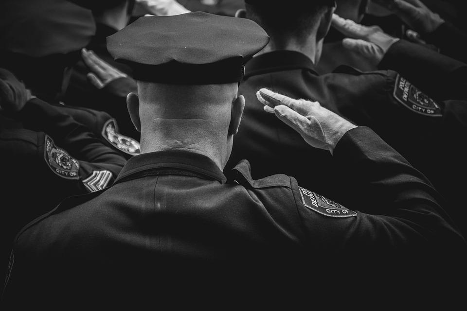 Adult, Authority, Armed, Battle, Cop, Crime, Department