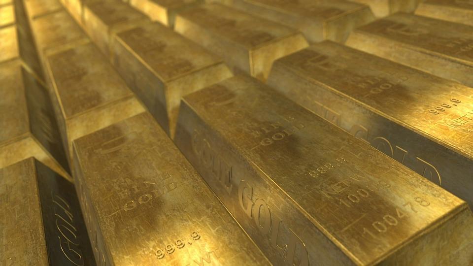 Gold, Wealth, Finance, Deposit, Bullion, Business, Bank