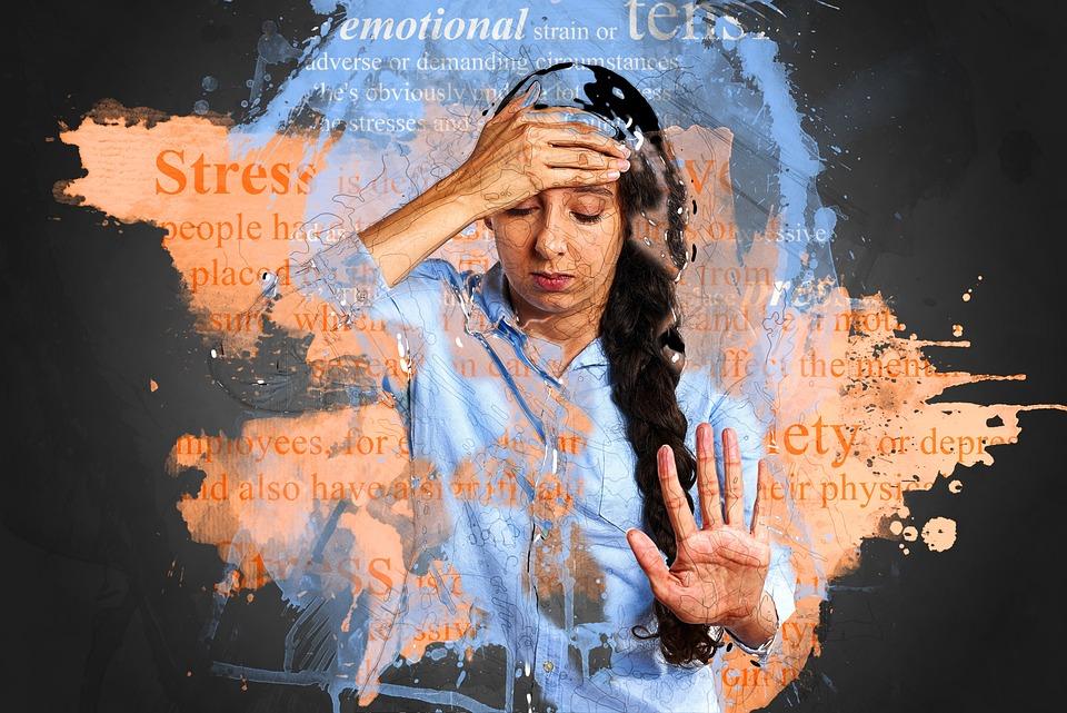 Stress, Anxiety, Depression, Unhappy, Worried, Problem