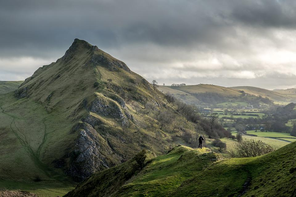 Chrome Hill, Parkhouse Hill, Peak District, Derbyshire