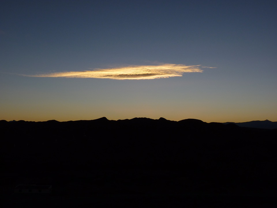 Argentina, Desert, Sunset, Landscape, Wilderness