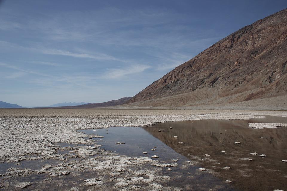 Death Valley, National Park, Desert