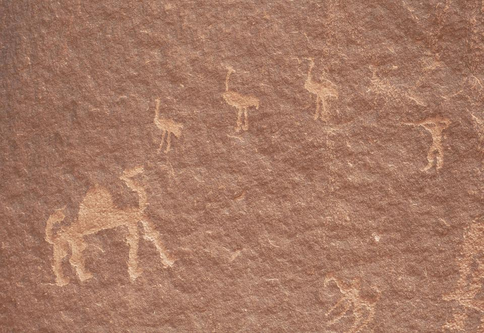 Jordan, Wadi, Desert, Sand, Landscape, Sand Stone