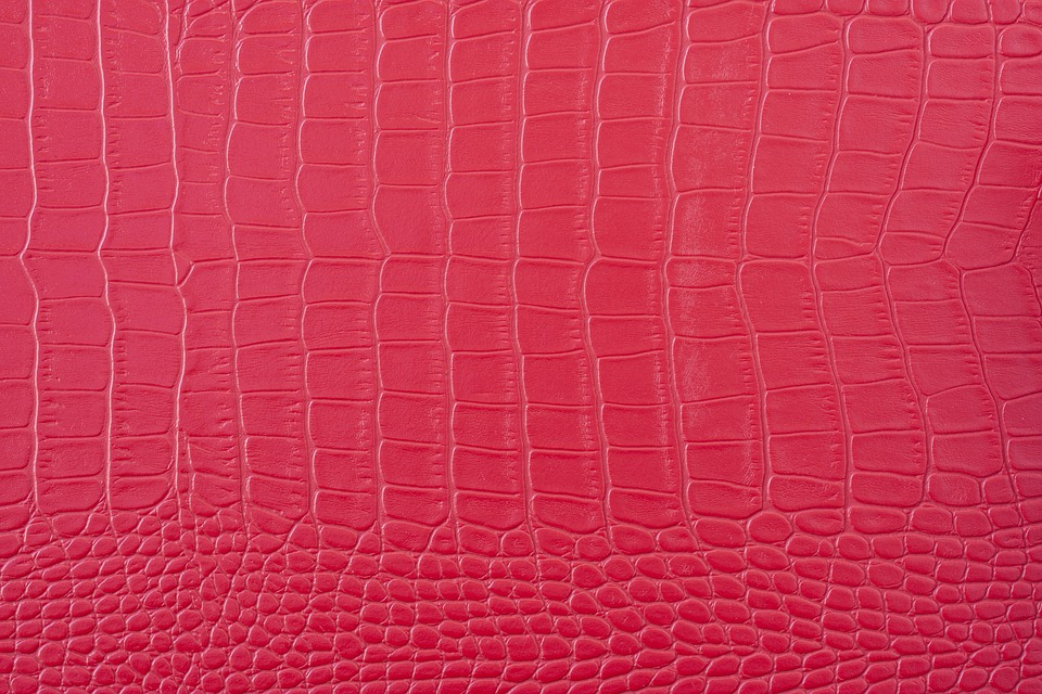 Red, Skin, Texture, Pattern, Bag, Design, Sewing