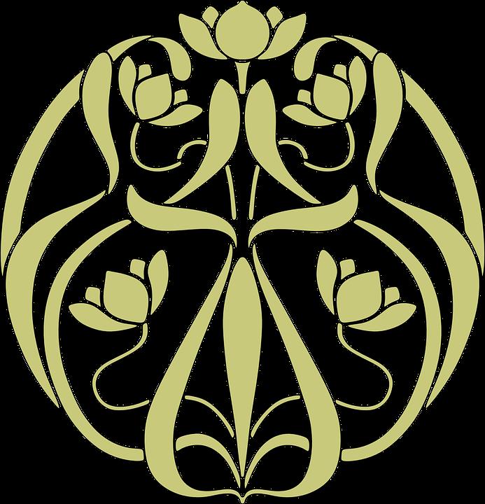 Brushwork, Design, Floral