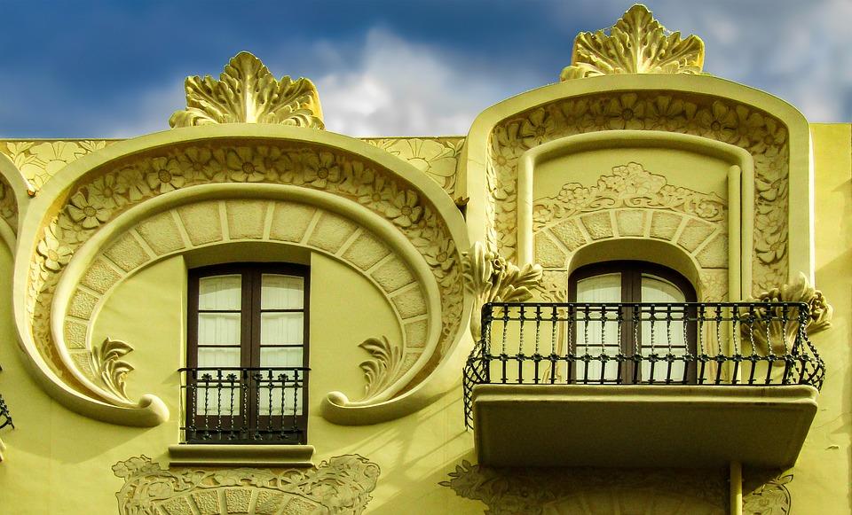Window, Balcony, Building, Design, Facade, Architecture