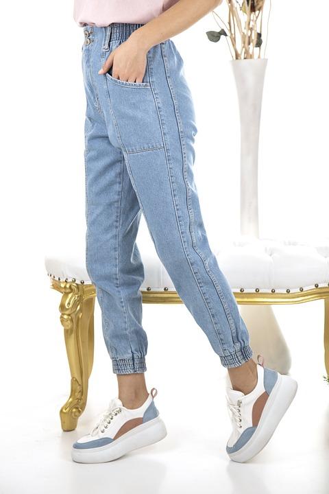 Denim, Blue, Jeans, Pants, Fashion, Clothes, Design