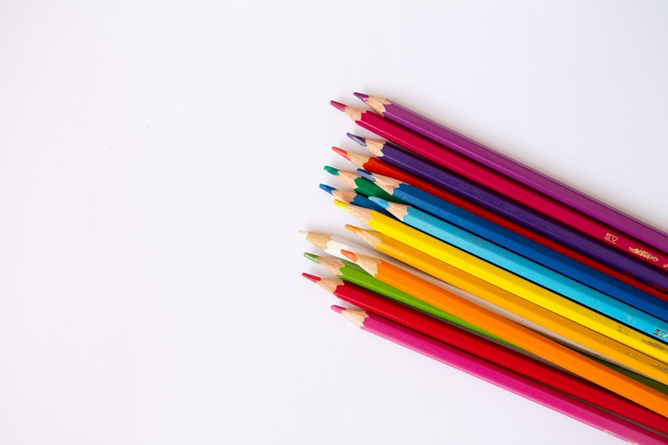 Color, Color Pencil, Design, Creative, Decoration