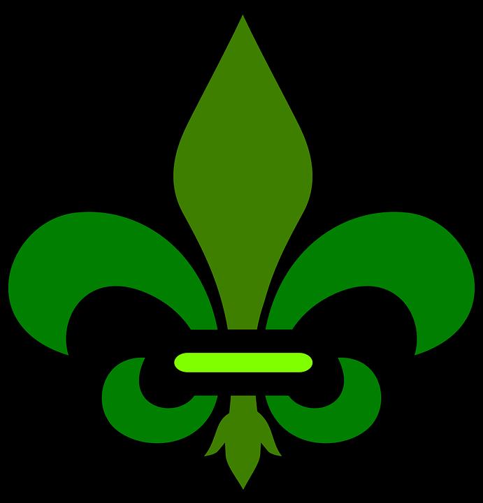 Fleur De Lis, Decoration, Design, Symbol, Pattern
